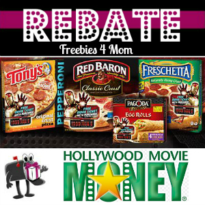 Rebate Free Movie Ticket
