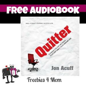 Free Audiobook from Jon Acuff