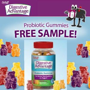 Free Sample Schiff Gummies