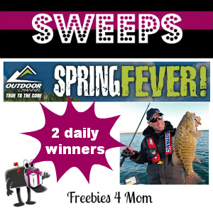 Sweeps The Outdoor Channel's Spring Fever (2 Daily Winners)