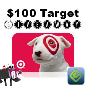 Target Giveaway Post