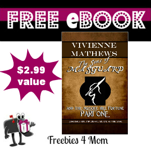 Free eBook: The Sons of Masguard and the Mosque Hill Fortune ($2.99 Value)