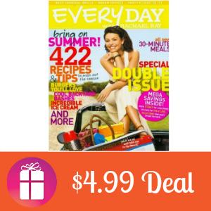 Deal $4.99 for Every Day with Rachael Ray