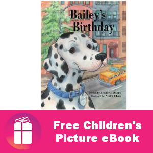 Free Children's eBook: Bailey's Birthday