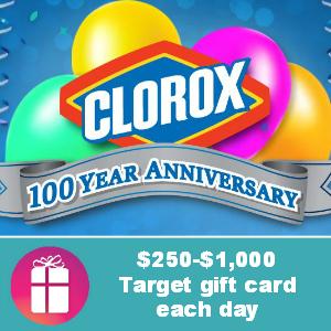 Sweeps Clorox Centennial Facebook IWG