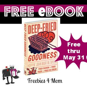 Free eCookbook: Deep-Fried Goodness