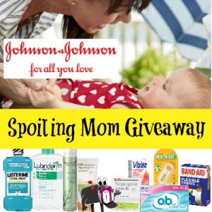 Johnson & Johnson Giveaway
