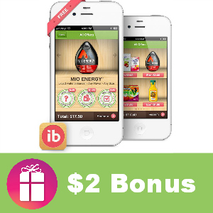 $2.00 New User Bonus on Ibotta