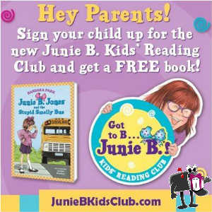 Free Junie B. Jones Book