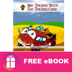 Free Children's eBook: Mac the Fire Truck