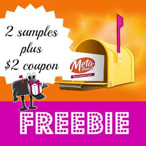 Freebie Metamucil