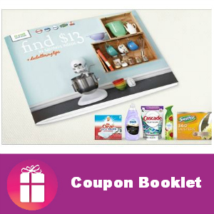 Free Home Made Simple Coupon Booklet