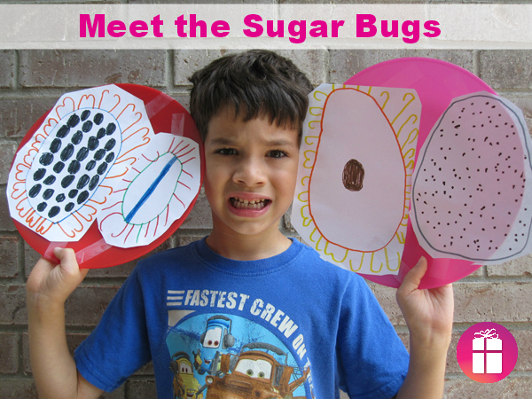 Meet the Sugar Bugs #TotalSmile