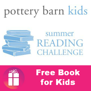 Free Book Pottery Barn Kids Summer Reading