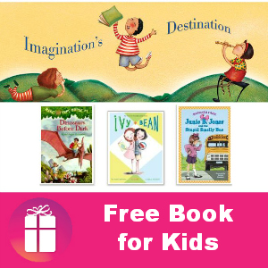 Free Book for Kids at Barnes & Noble