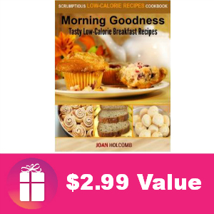 Free eCookbook: Low-Calorie Breakfast Recipes