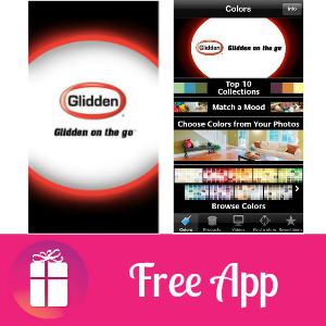 Free Android & iTunes App: Glidden on the Go