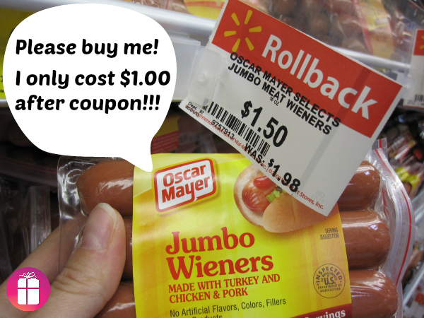 I only cost $1.00 after coupon