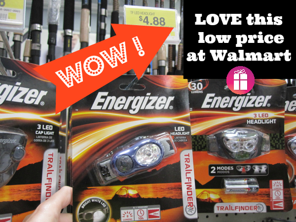 LOVE this low price at Walmart #LightMyWay
