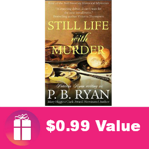 Free eBook: Still Life With Murder