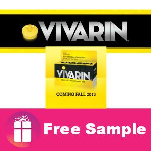 Freebie Vivarin