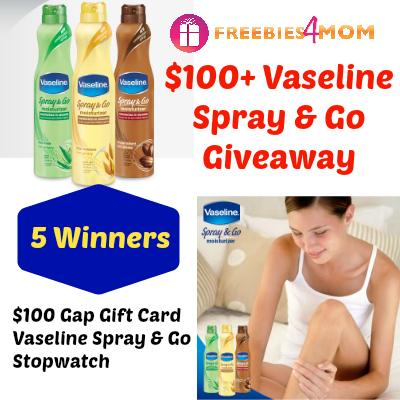 Vaseline Giveaway