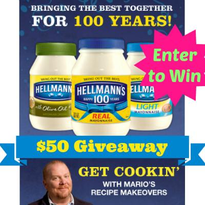 Hellmann's Giveaway