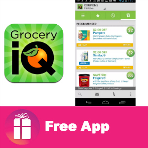 Free App: Grocery IQ