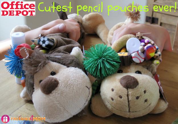 Cutest pencil pouches ever!