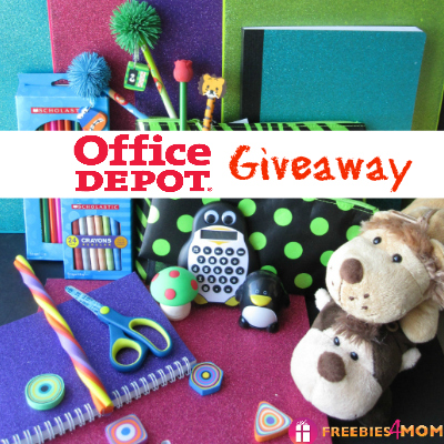 Office Depot Giveaway