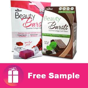 Freebie Beauty Bursts