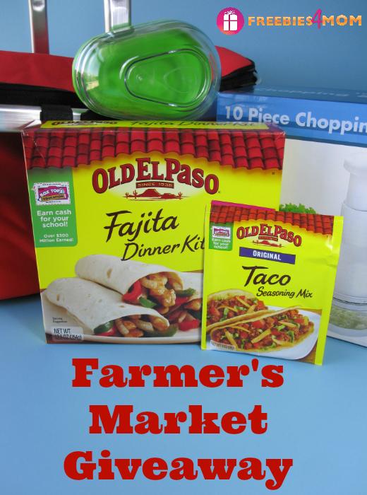 Old El Paso Farmer's Market Giveaway