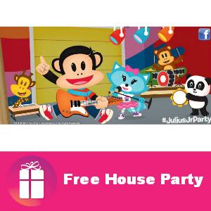 Free House Party: Julius Jr. This Box Rocks
