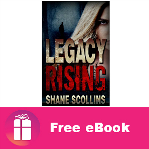Free eBook: Legacy Rising ($2.99 value)