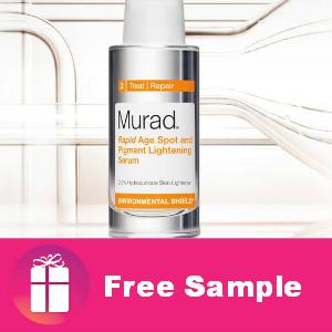 Freebie Murad Rapid Age Spot