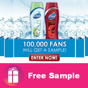 Freebie Dial Body Wash