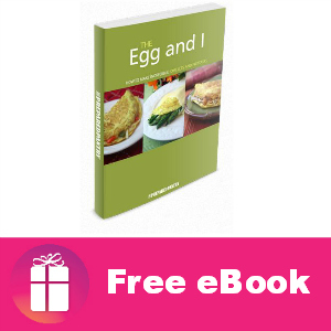 Free eBook: The Egg and I