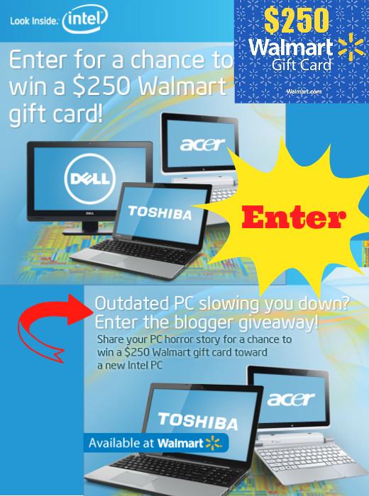 $250 Intel Computer Giveaway