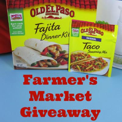 Farmer's Market Giveaway