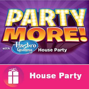 Free House Party: Hasbro Gaming