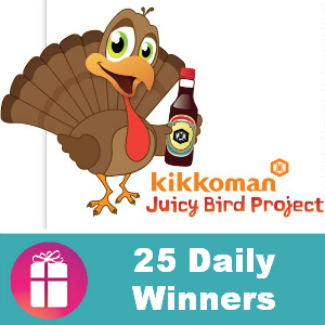 Sweeps Kikkoman Juicy Bird (25 Daily Winners)
