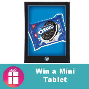 Sweeps Nabisco Mini Tablet a Day Giveaway
