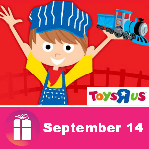 Free Thomas Play Date Sept. 14