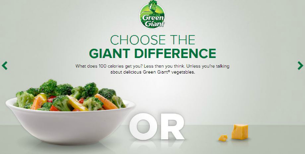 Choose the Giant Difference