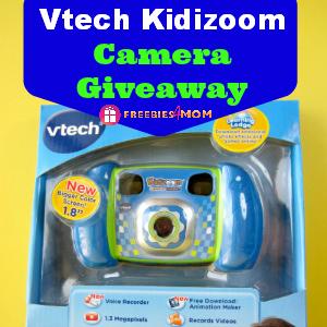 VTech Kidizoom Giveaway