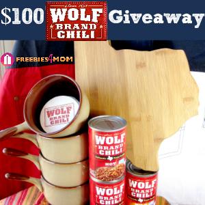 Wolf Brand Chili Winner