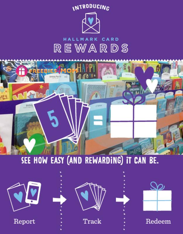 Join Hallmark Card Rewards