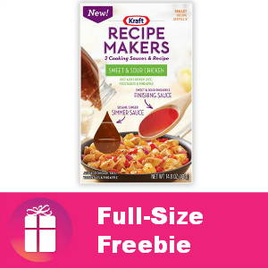 Free Kraft Recipe Makers