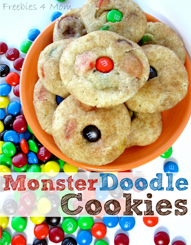 MonsterDoodle Cookies Recipe #SpookyCelebration #cbias #shop