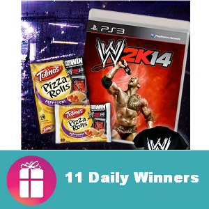 Sweeps Totino's WWE2K14